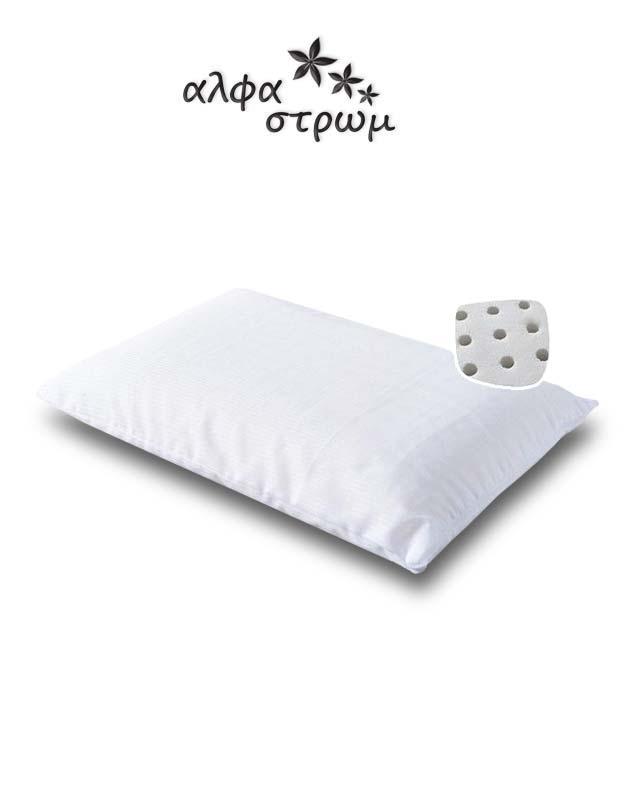 βρεφικό μαξιλάρι latex